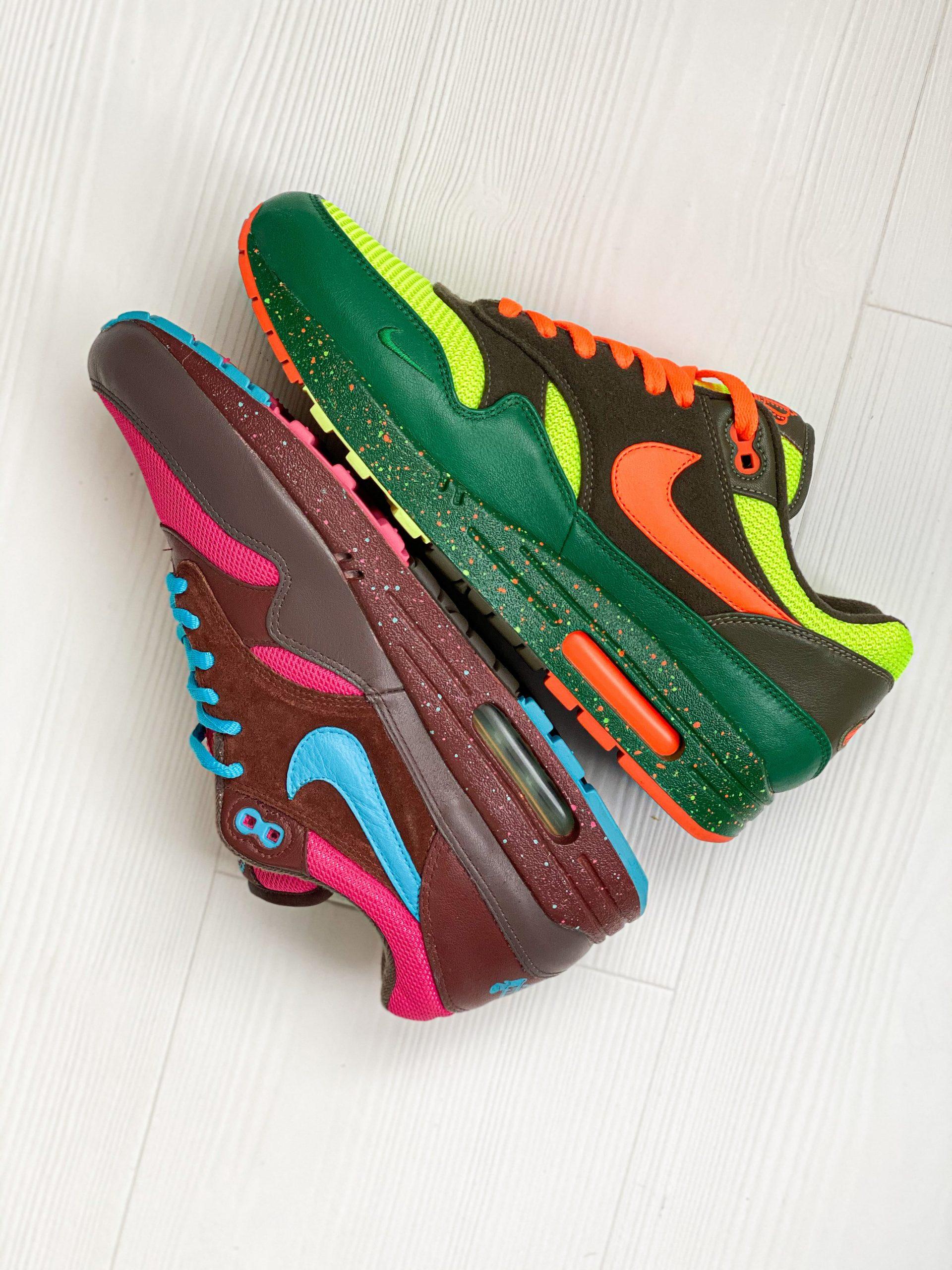 Nike Bespoke Green Amsterdam @tomasterrr