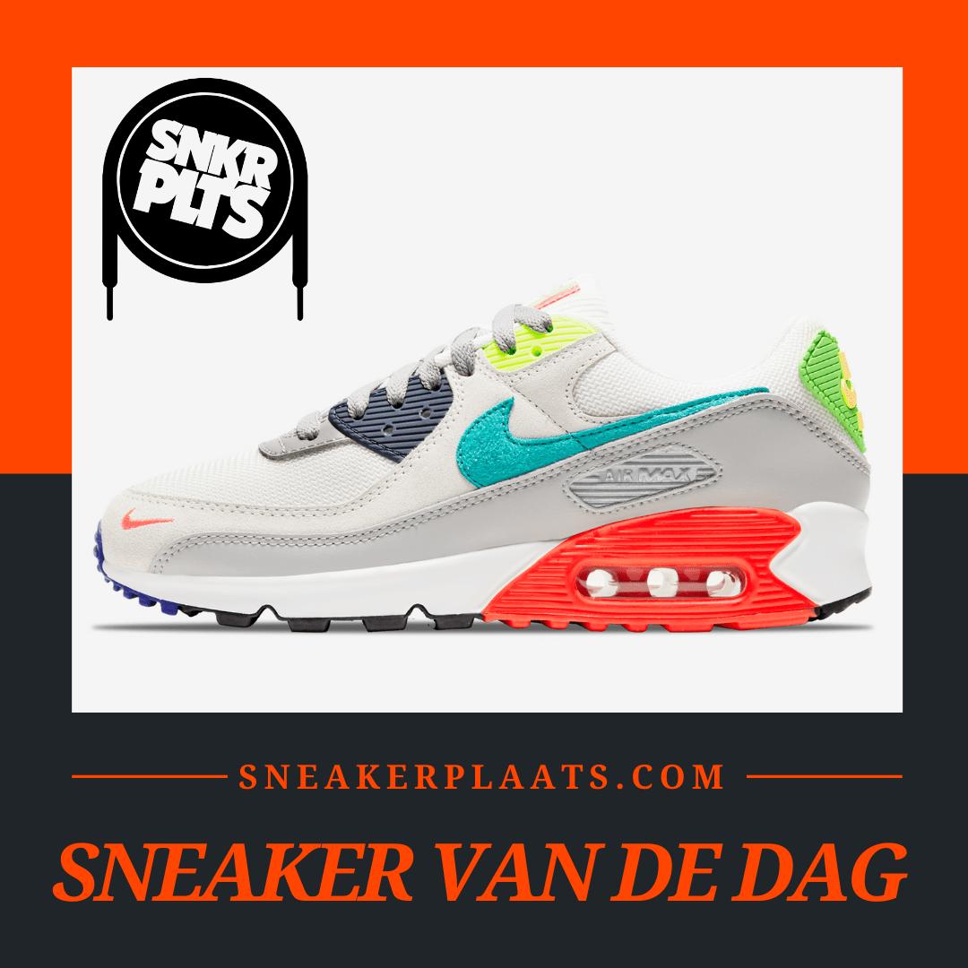 "Nike Air Max 90 EOI ""Pearl Grey"""
