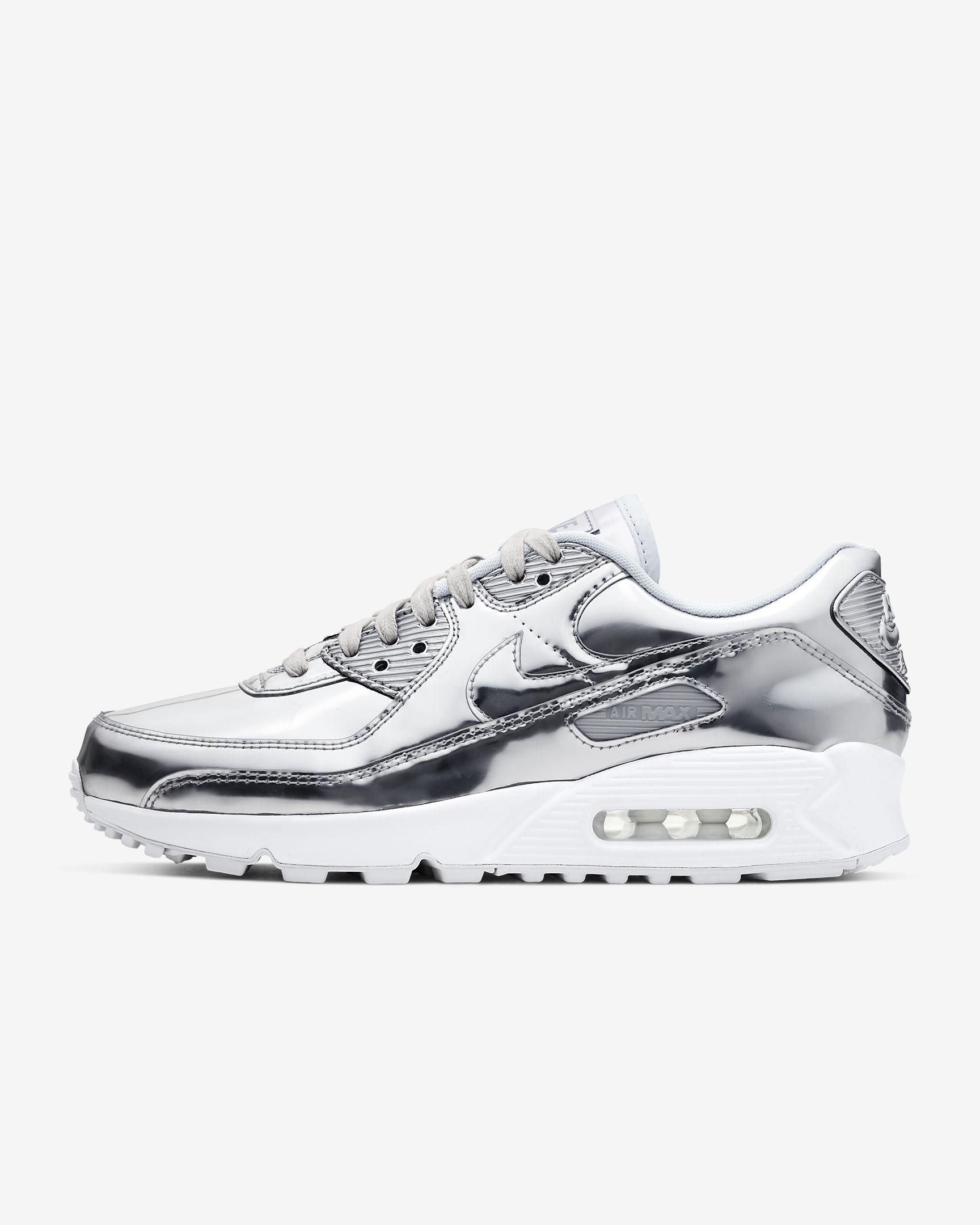 """Schoen - Nike Air Max 90 SP """"Zilver"""""""