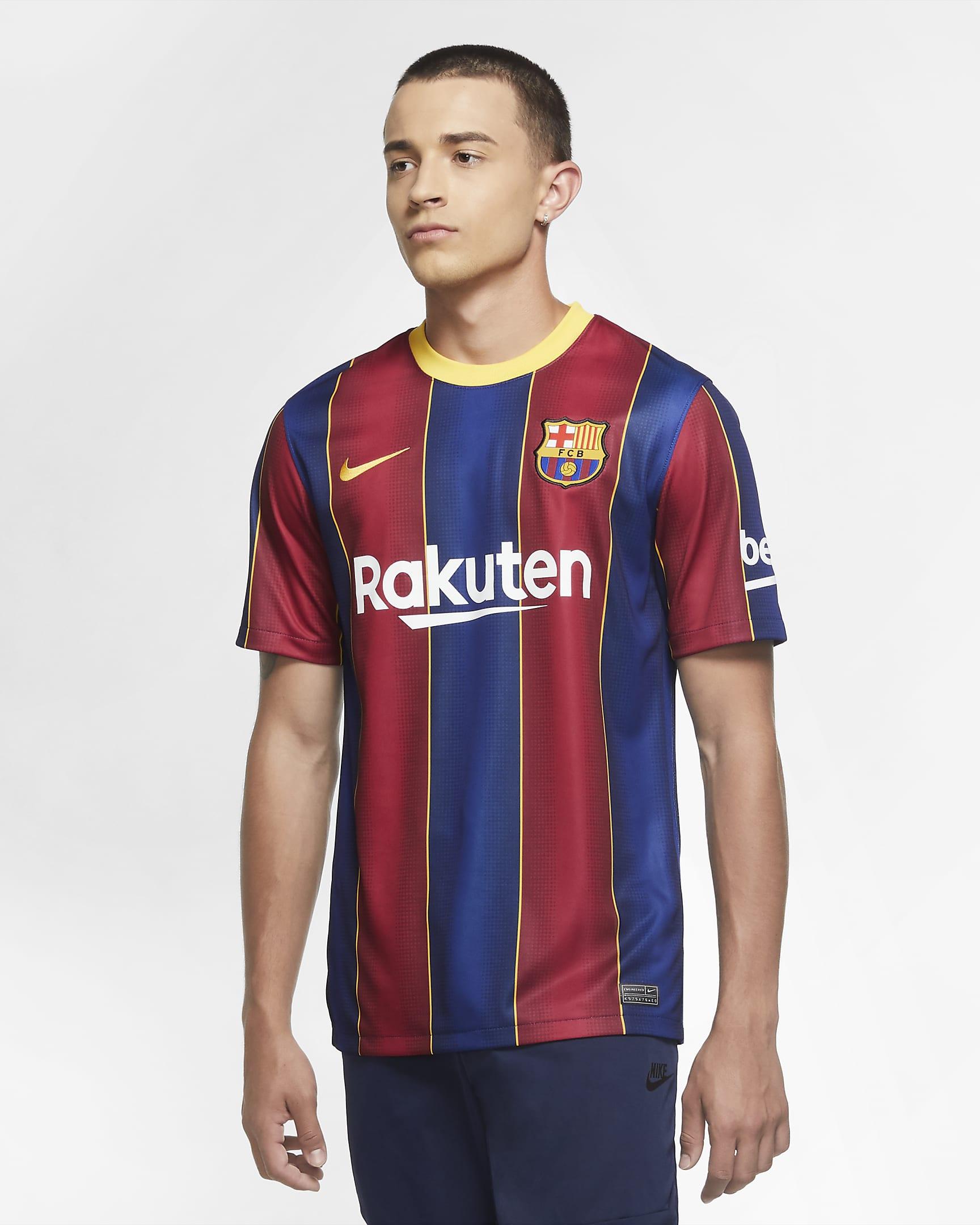 Voetbalshirt voor heren - FC Barcelona 2020/21 Stadium Thuis