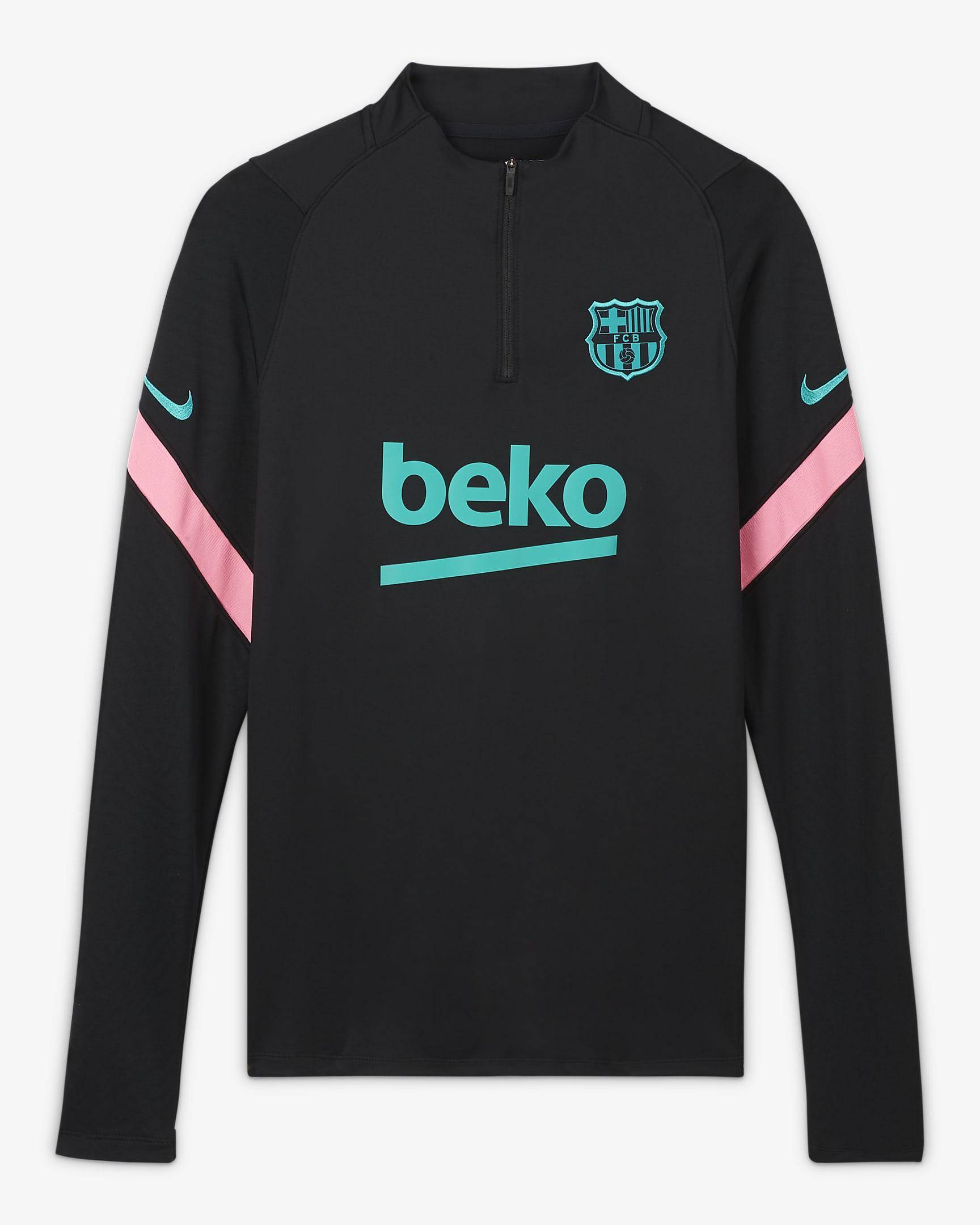 Voetbaltrainingstop voor heren -FC Barcelona Strike