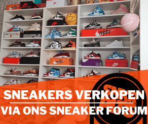 Sneakers verkopen via het sneakerforum op Sneakerplaats.com