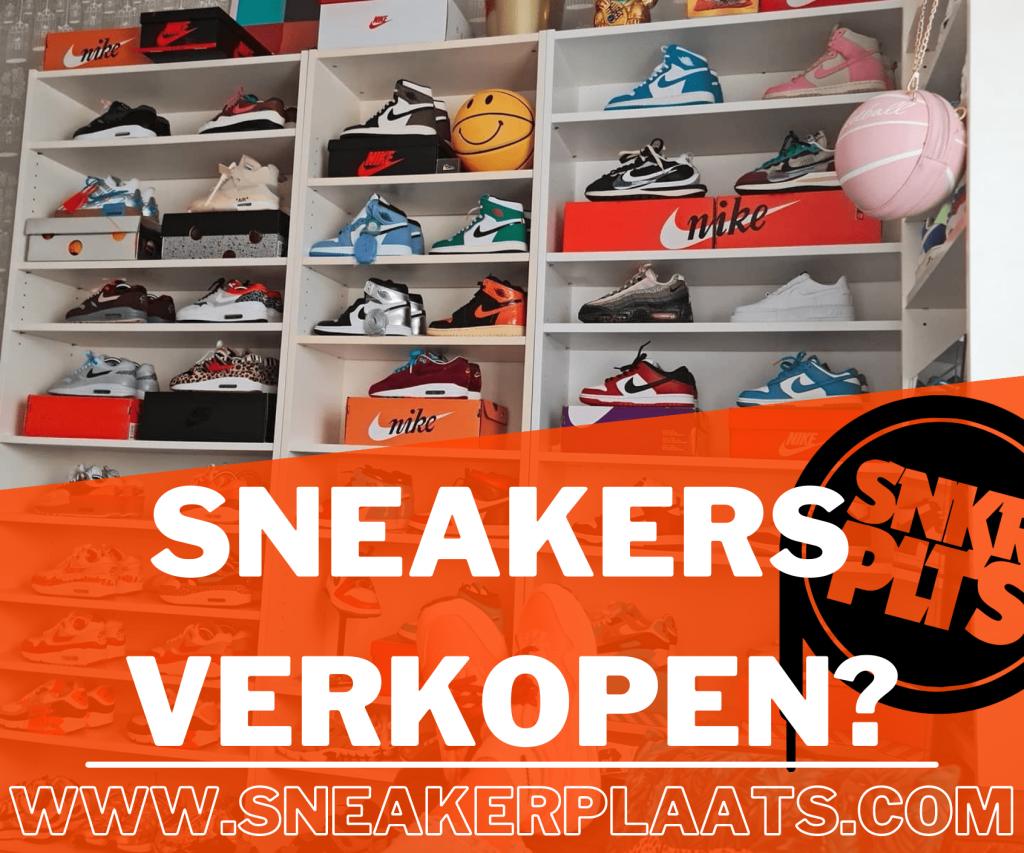 Sneakers verkopen op Sneakerplaats.com