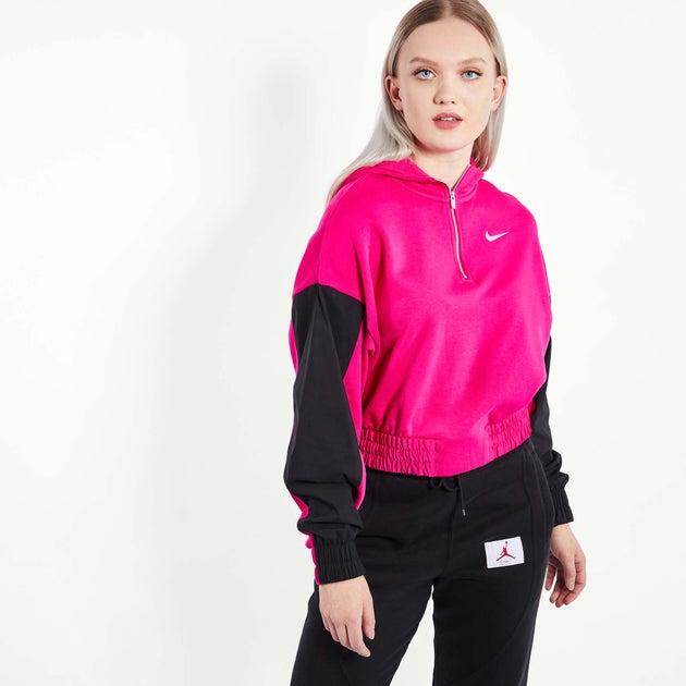 Nike Womens Hoodie - Nike Icon Clash Over The Head
