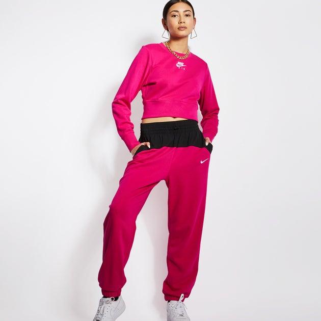Nike Womens Pants - Nike Icon Clash Cuffed