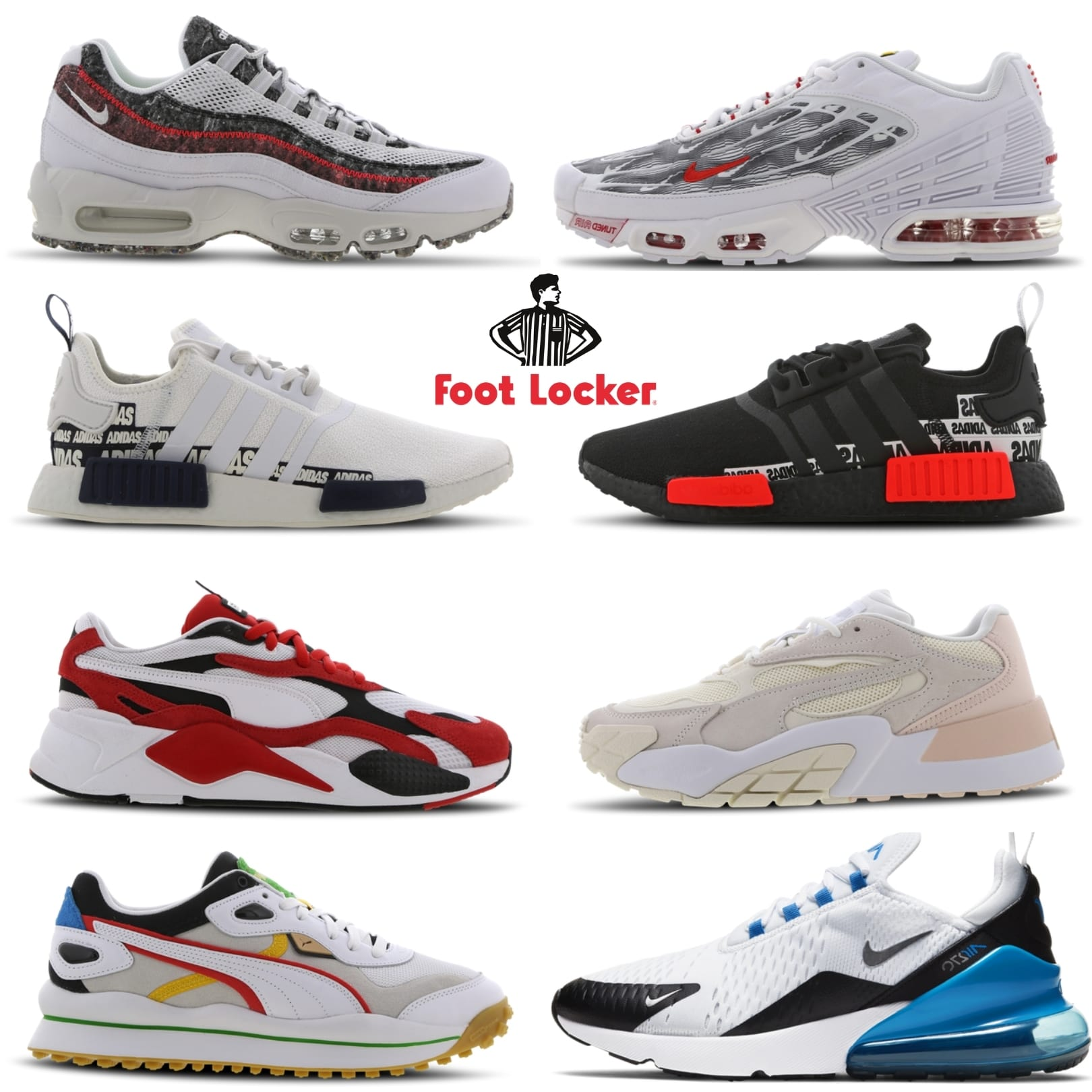 Footlocker Mid Season Sale