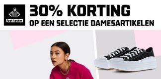 Footlocker sale - Glamour week