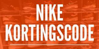 """Nike kortingscode """"SPRING20"""" 20% extra korting"""