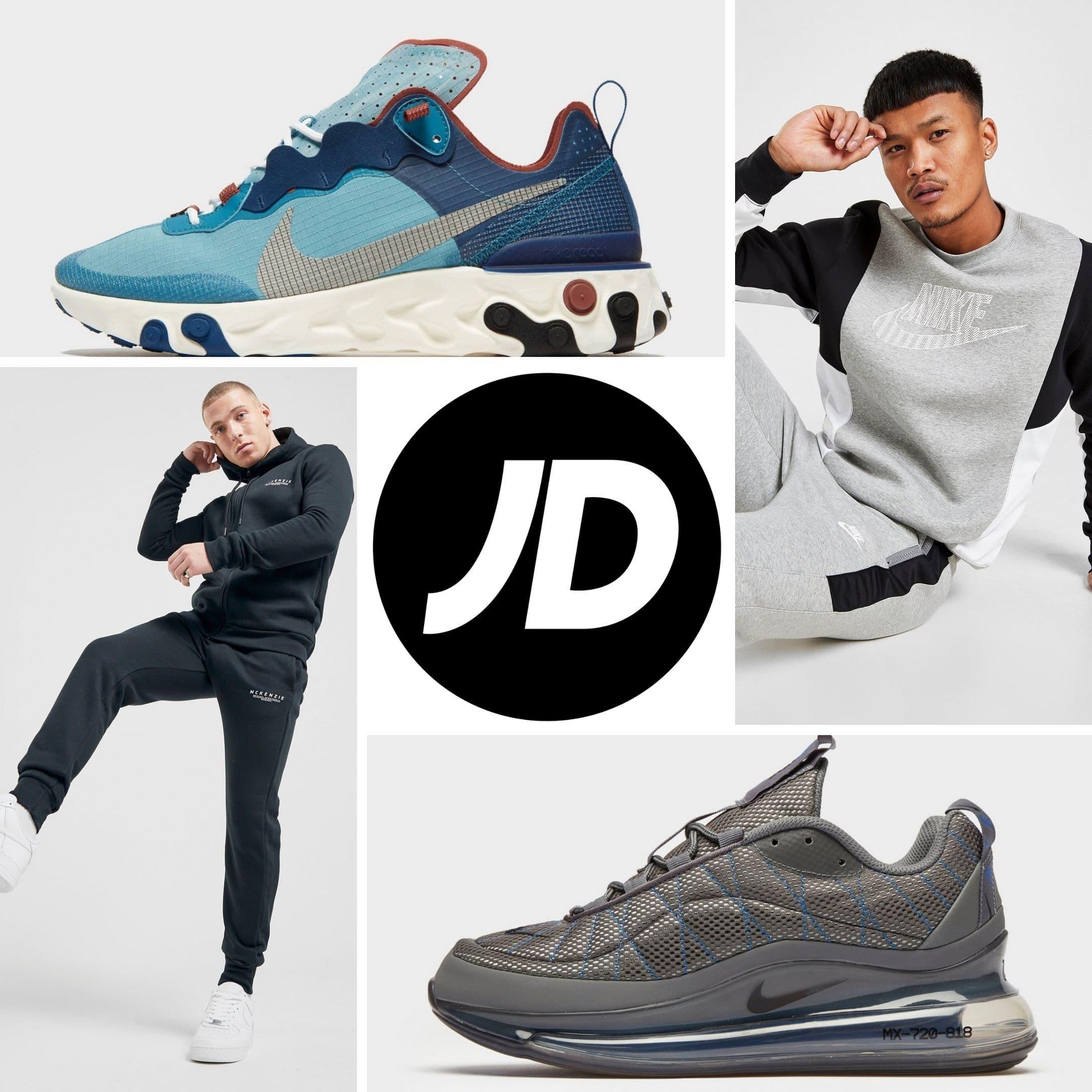 JD sports sale heren