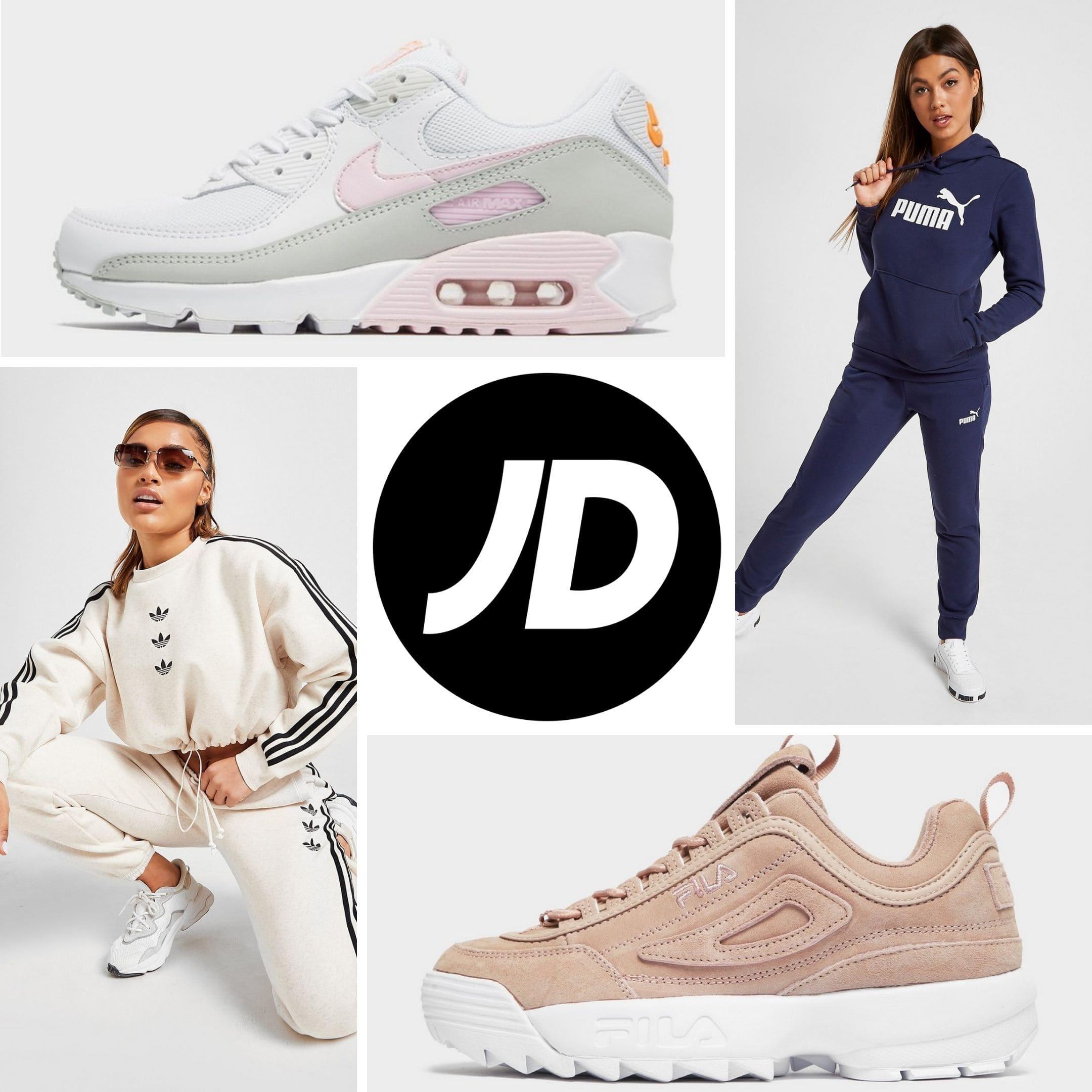 JD sports sale dames