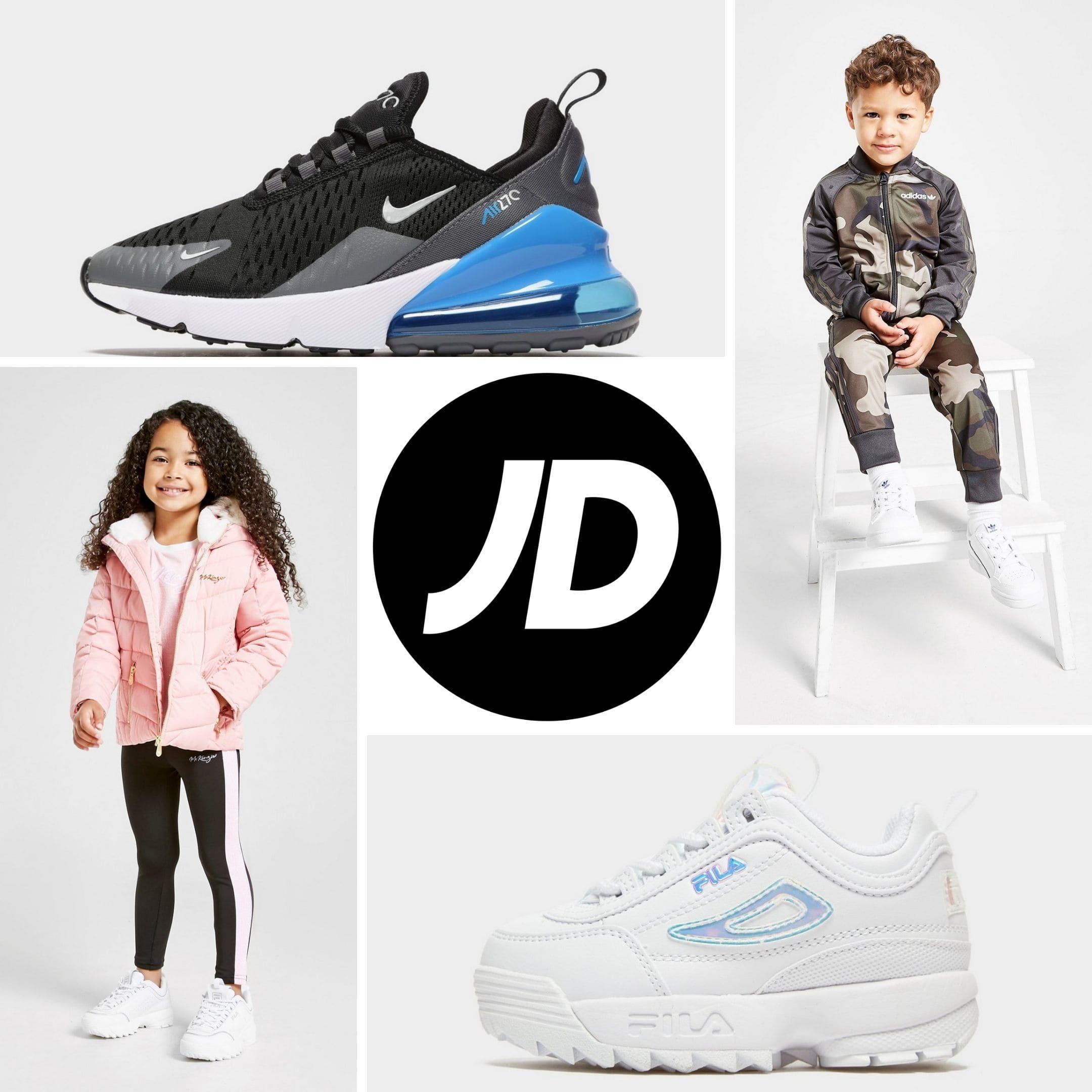 jd sports sale junior en kids