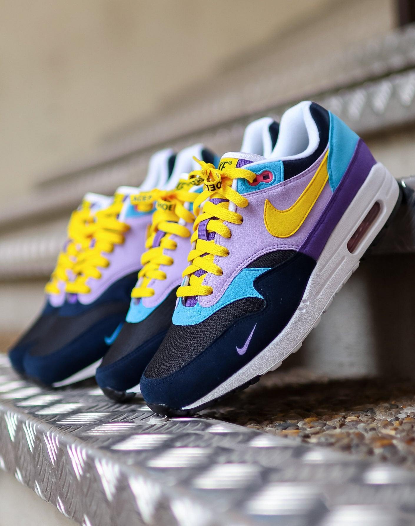 Nike Air Max 1 customs