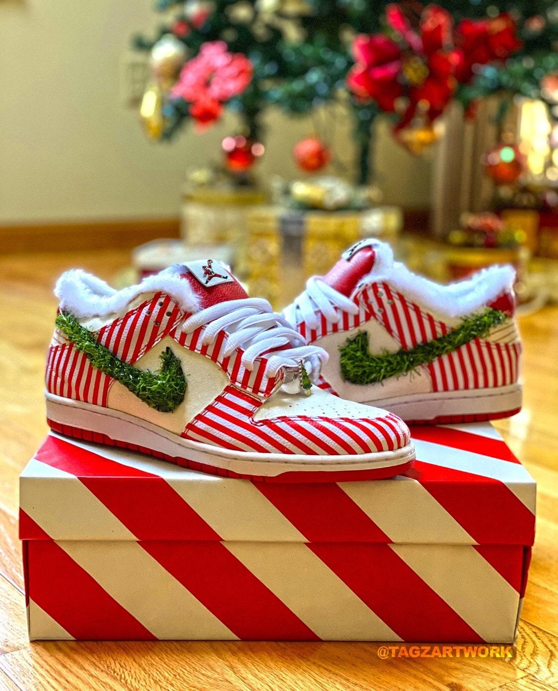 Nike dunk dunks custom customs @tagzartwork