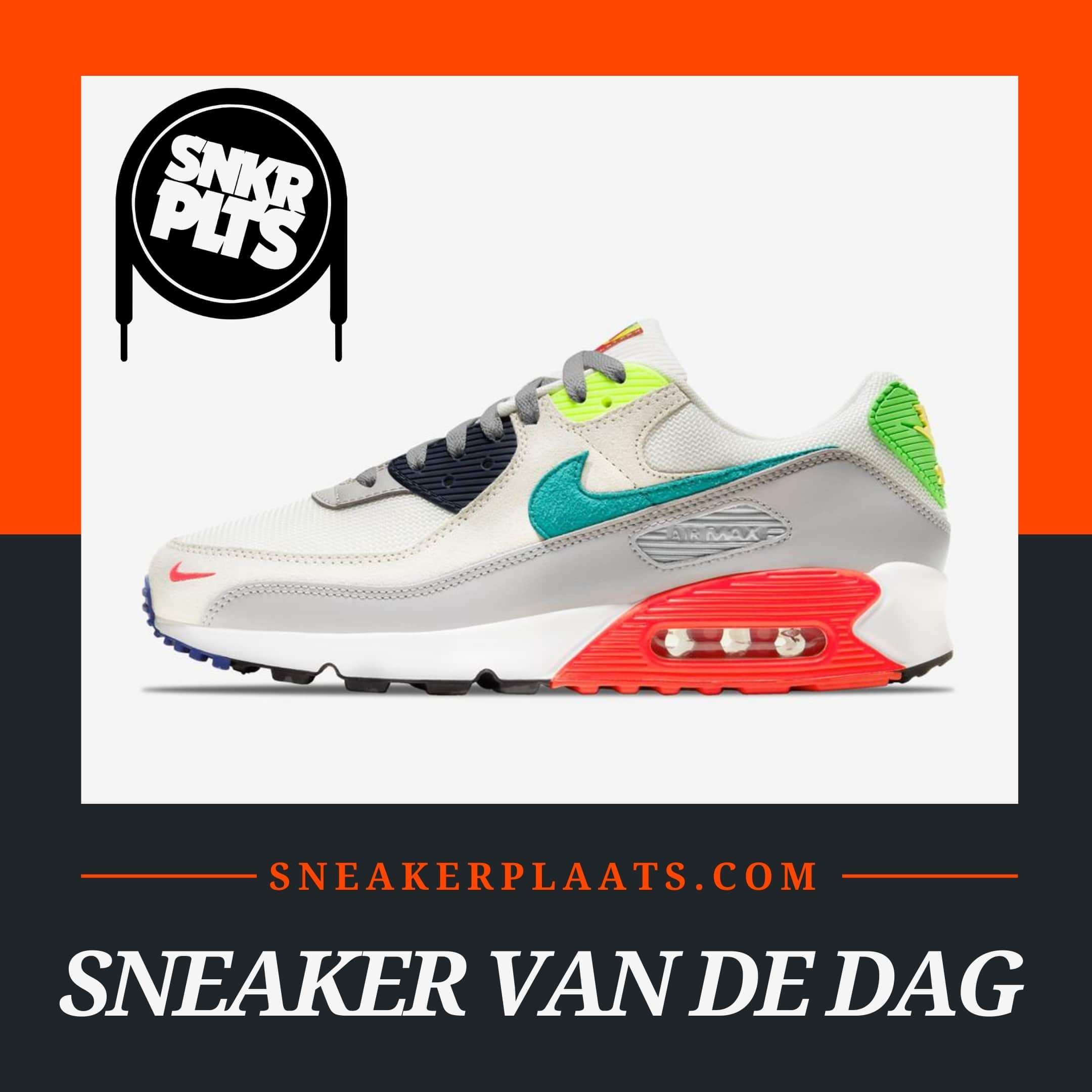 """NikeAir Max 90 """"EOI"""""""