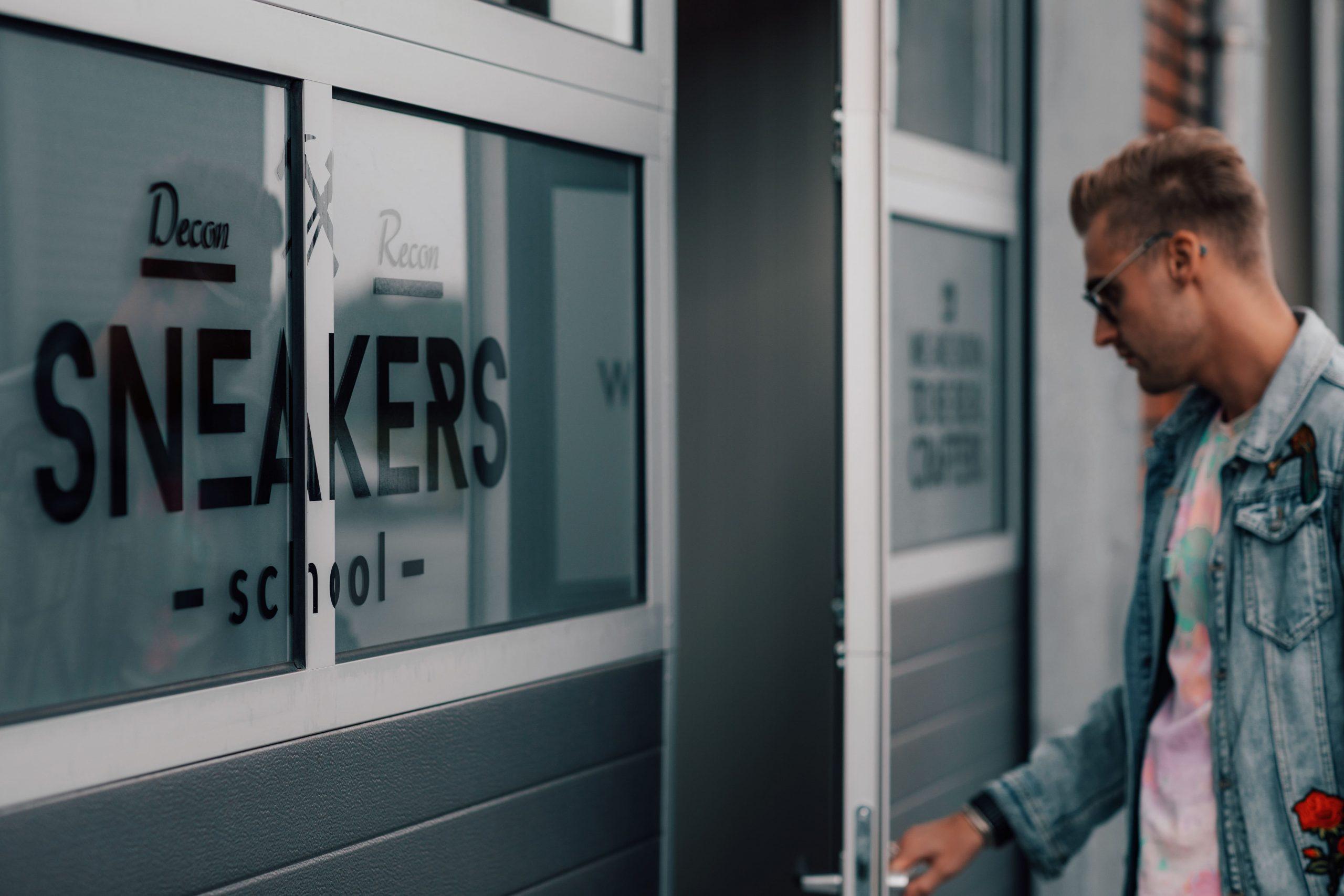 Roel van Hoff Sneakersschool®